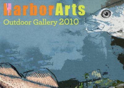 Harbor Arts Outdoor Gallery